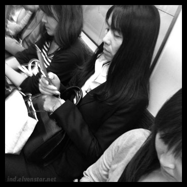 On the Train 05