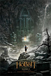 The Hobbit 2 movie poster