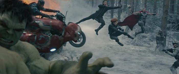 age of ultron screenshot